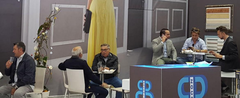 Bauce Bruno alla 50ª edizione di Marmomacc