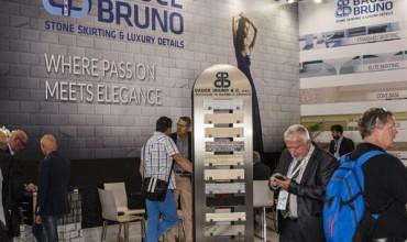 Bauce Bruno alla 51ª edizione di Marmomacc