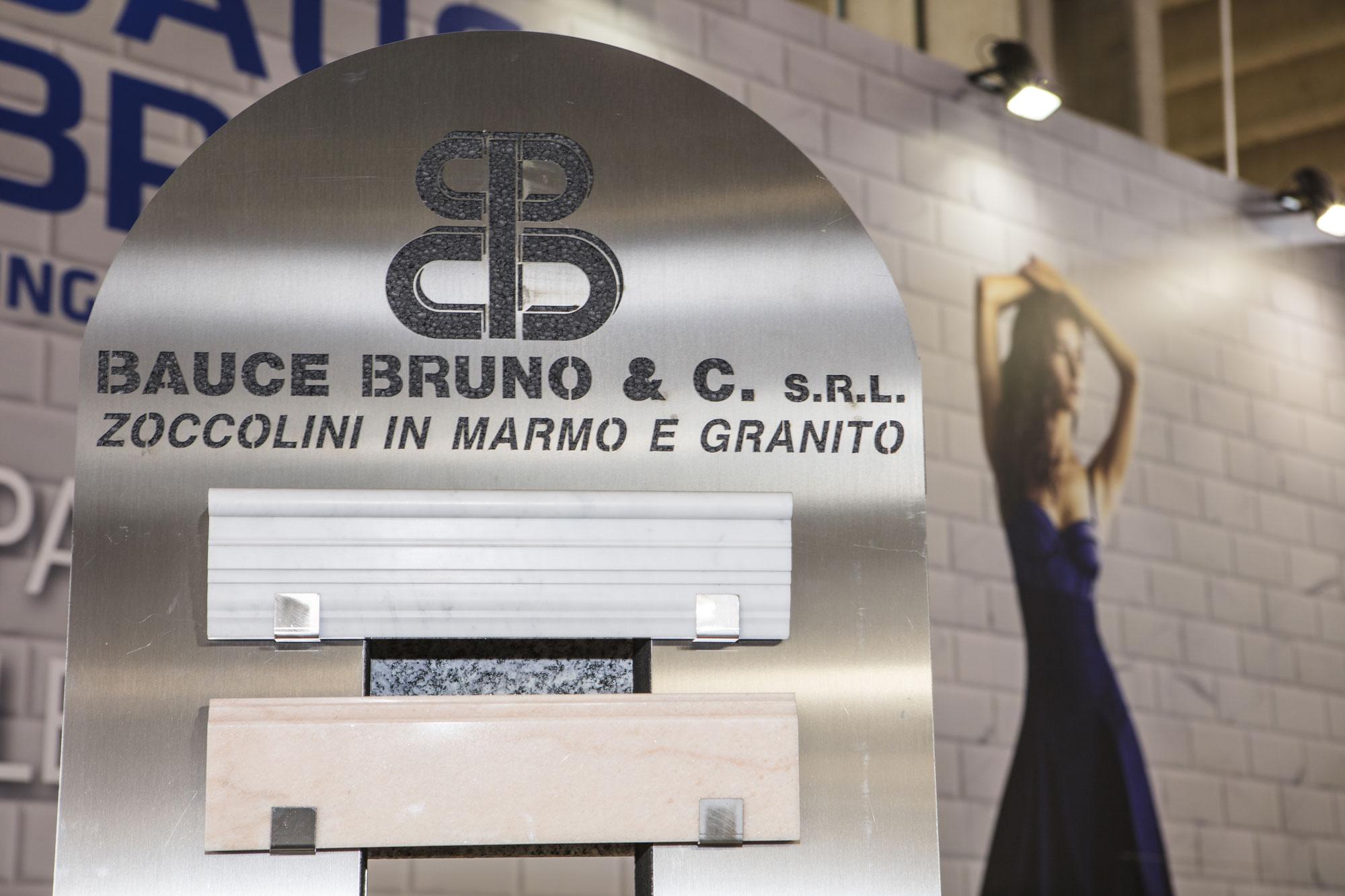 Bauce bruno - Marmomac 2016