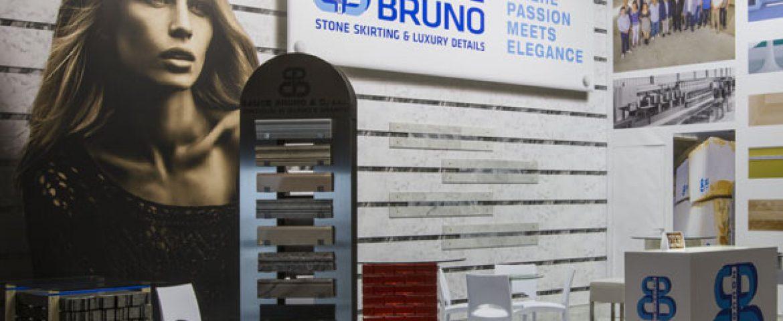 Bauce Bruno: business internazionale Marmomac 2017