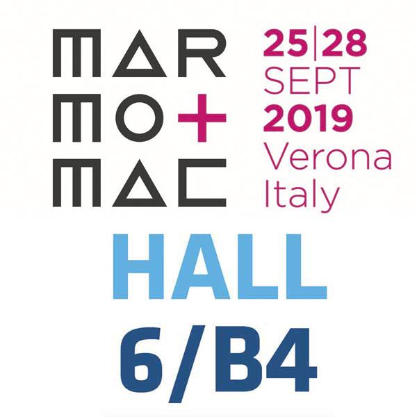 Bauce Bruno | Marmomac 2019 preview