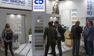 BAUCE BRUNO: NEW MARBLE MATERIALS AND RENEWED STAND AT MARMOMAC 2019